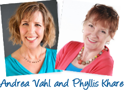 Andrea Vahl Phyllis Khare
