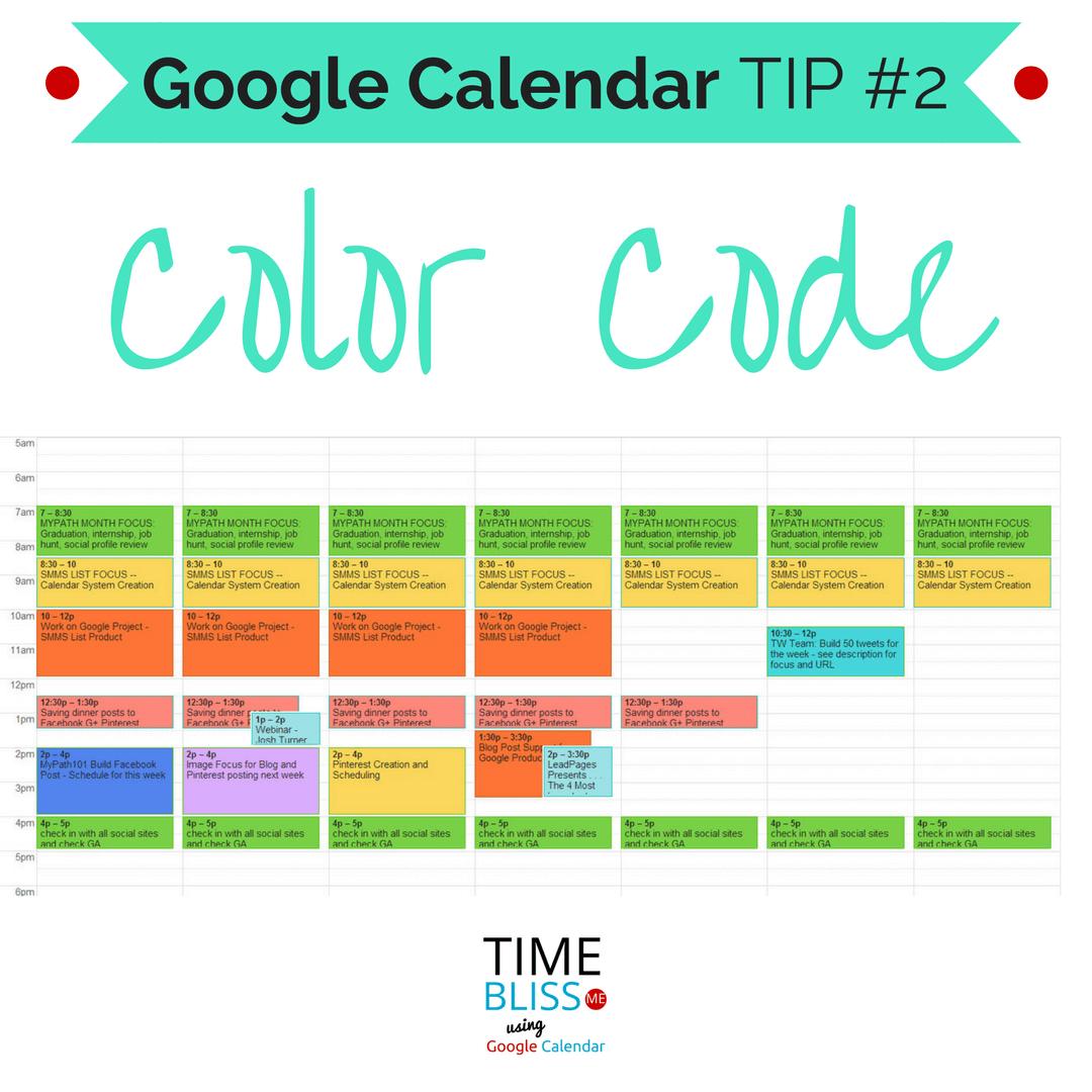 Google Calendar: 8 Favorite Features Of Google Calendar For Entrepreneurs