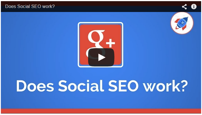 Another Reason Why I Love G+ – Social SEO Evidence from Martin Shervington